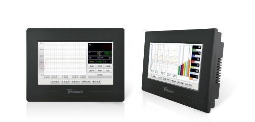 宇电AI-3700系列触摸屏温控器 触摸操作