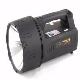 俱竞阳JY-933 55W氙气远射钓鱼灯 大容量锂电强光远程探照灯