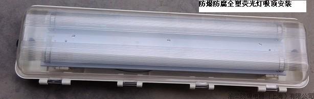 四川成都防爆防腐全塑節能熒光燈價格
