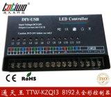 直销全彩控制器 LED控制器 全彩灯串控制器 点控控制器SD卡控制器