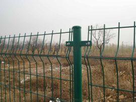 q235双边丝护栏网、隔离栅、隔离网、防护网、围栏网