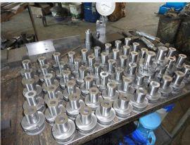 专业加工瓶胚模具配件 气动阀针式可调整瓶坯模具标准件