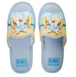 新款男士春秋家居拖鞋防滑耐磨室内拖鞋出口日本情侣室内拖鞋