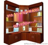 定做木质书房货架高档家用书籍货架图书馆书架新款书架世纪腾发书架