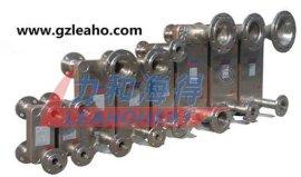 高效优质钎焊板式换热器