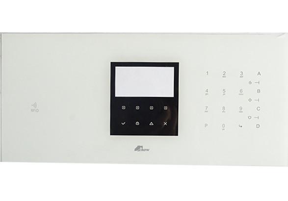 深圳亞克力門鈴面板雕刻 熱彎 有機玻璃加工 PVC銘牌面板絲印來圖加工定製