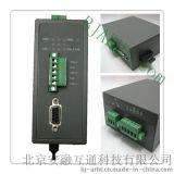 工业级通用 消防联动CAN总线光端机光纤转换器
