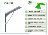 新型鋰電池一體化太陽能路燈農村路燈6米