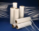 PE拉伸膜缠绕膜包装膜围膜45cm宽厂家2.0s可定制