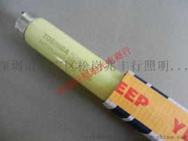 进口 东芝防紫外线灯管FL40T8DY/36 黄色灯管 进化灯 抗UV灯管