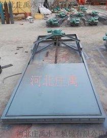 扬州电动装置钢制插板门 80*100cm钢制插板门价格