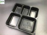 快餐盒,一次性环保餐具,打包盒,大尺寸餐盒,外卖餐盒,五格