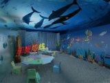 马良画画水族馆—亲自动手创造快乐—神笔画画水族馆—上海斯当特