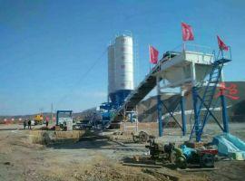 吉林500水泥稳定土厂拌设备水稳拌合站配件改造