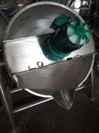 福泽机械香菇酱料行星搅拌全自动夹层锅 火锅底料刮底搅拌夹层锅