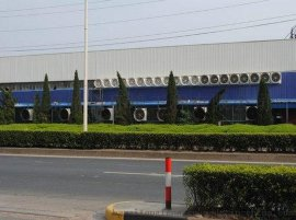 徐州钢结构厂房排烟降温设备,通风降温设备,济宁厂房通风系统,车间降温设备