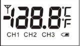温度LCD显示IC