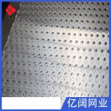 厂家直销镀锌冲孔网瓷砖专用冲孔板