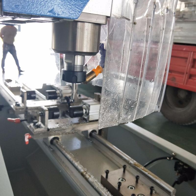 铝型材数控钻铣床 断桥铝门窗加工设备