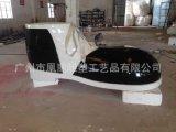定制泡沫雕塑 婚庆装饰大型展示道具广州番禺泡沫