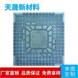 ALN金属化 绝缘散热氮化铝陶瓷片导热系数 氮化铝陶瓷基板