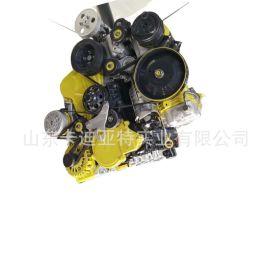 解放发动机 解放骏威 潍柴RA428系列国六柴油发动机总成 图片价格