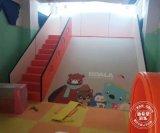 浙江厂家供应马卡龙淘气堡 室内球池滑梯儿童乐园