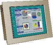 8.4寸凌动低功耗触控式工业平板电脑
