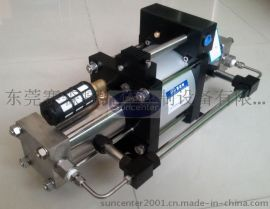 东莞赛森特DGT40二级气动气体增压泵