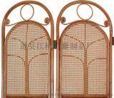 江桥竹藤生态装饰材料厂家批发定做各种款式的酒店餐厅会所竹藤装饰隔断、屏风