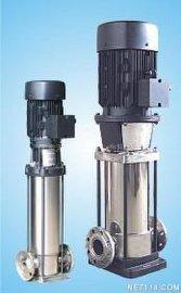 恩达JGGC-N立式多级不锈钢泵