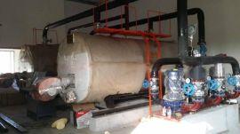 WNS燃气蒸汽锅炉系列