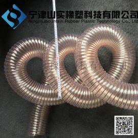供应塑料伸缩软管200,工业吸尘塑料管,塑料加厚钢丝吸尘管,木工吸尘橡胶软管