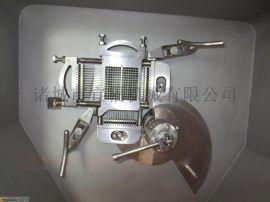 不锈钢大型快速火腿切丁切片机