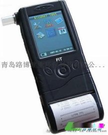 全中文用户界面FiT353 系列警用酒精测试仪