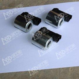 柳工挖掘机电磁阀线圈代理商3036401KY