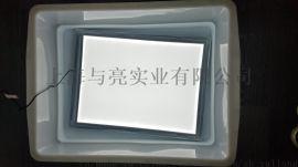 厂家定制 LED防水发光板 背光源板 防水导光板 尺寸可定制