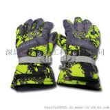 智能电热户外滑雪手套