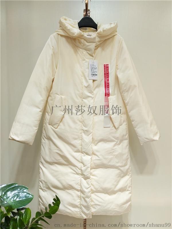 北京**品牌金谷子冬装品牌女装尾货库存走份批发