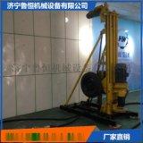 HQZ100轮式气动打井机 小型家用水井钻机
