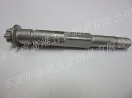 专业定制304不锈钢五金配件 精密铸造 不锈钢锁杆