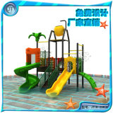 水上樂園城堡兒童水上組合滑梯 水寨組合滑梯