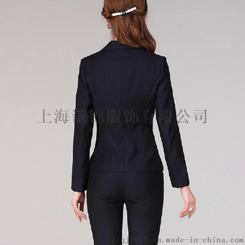 品牌西装女三件套款式可选定做新款时尚西服套裙职业装