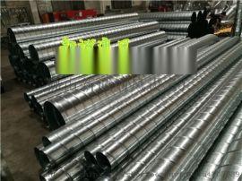 新诚设备通风排气管道,佛山镀锌螺旋风管生产