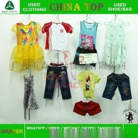 2016年夏季韩版各类二手卡通短袖夏款童装童裤童套装