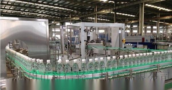 6000型苏打水生产线工艺设备 苏打水成套设备厂家(温州/科信)