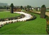 秋天裝飾草,咖啡色塑料草,四色草坪