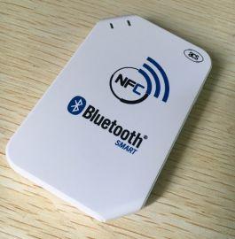 苹果蓝牙NFC读卡器 RIFD读写器支持安卓苹果系统 ACR1255U