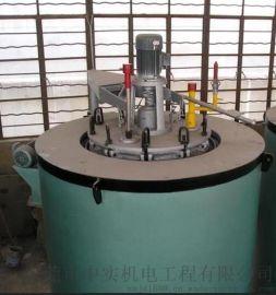 RQ3系列井式渗碳炉 井式气体渗碳炉 井式退火炉