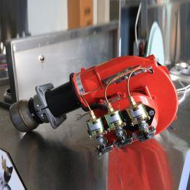 尚莱特鸿禧创业锅炉改造燃烧机油气两用